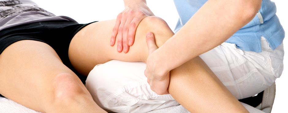 Physiotherapy Knee Adjustment