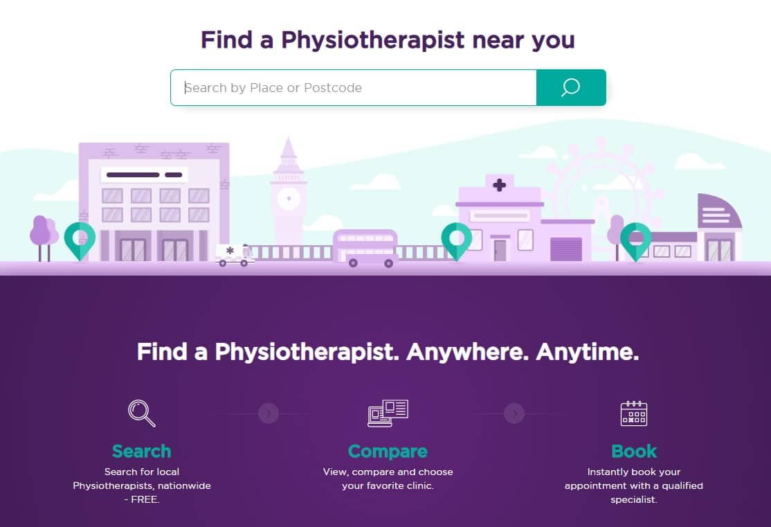 52eee5bb7d Find a Physiotherapist Near You