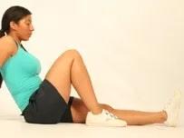 Knee bending