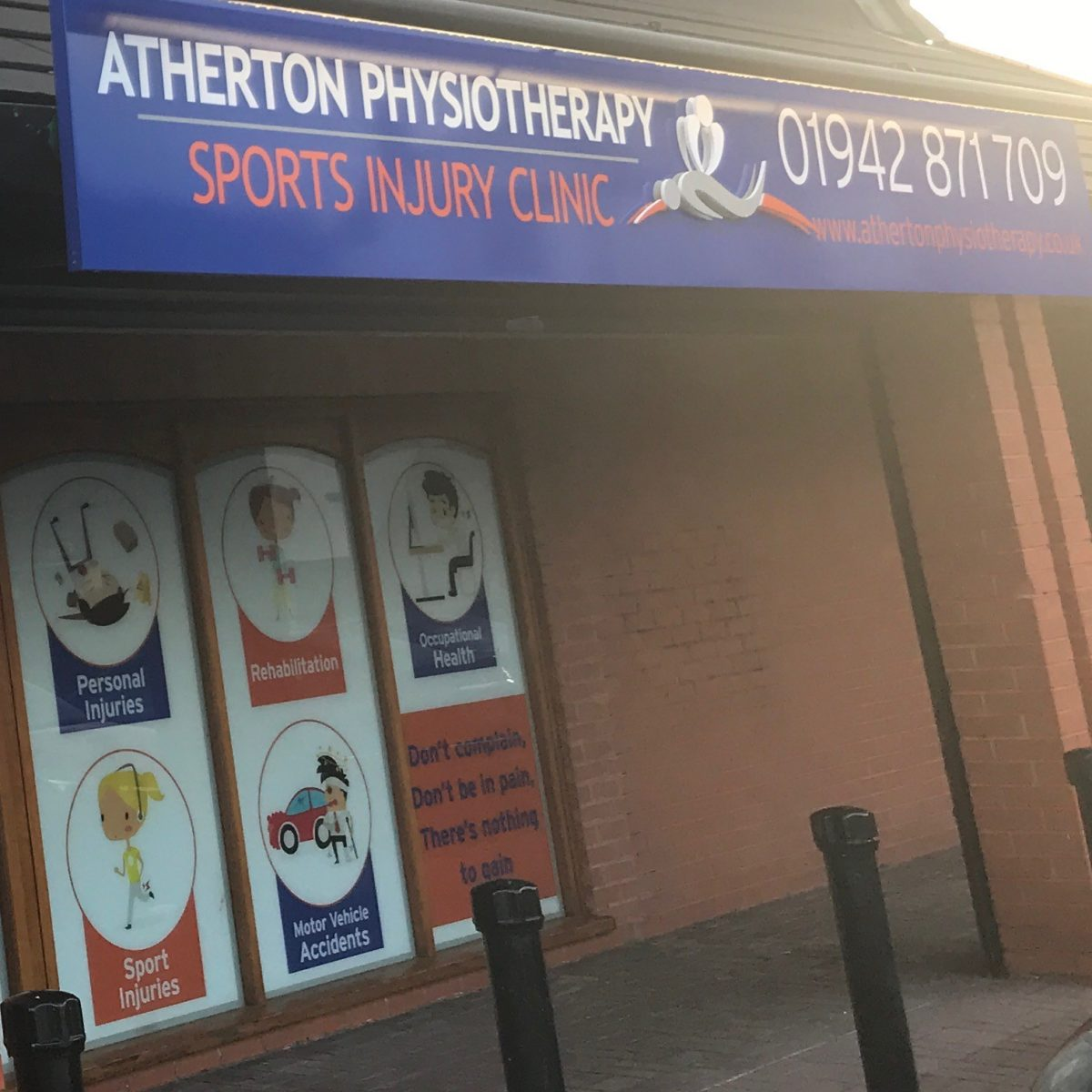 Atherton Physiotherapy and Sports Injury Clinic Ltd