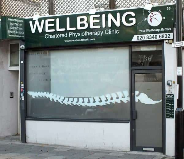 Wellbeing Centres - Crouch End