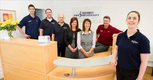 David Roberts Blackburn Physiotherapy