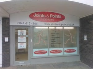 Joints & Points Healthcare Hoylake