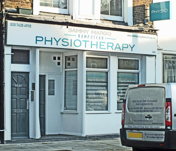 Sammy Margo Physiotherapy